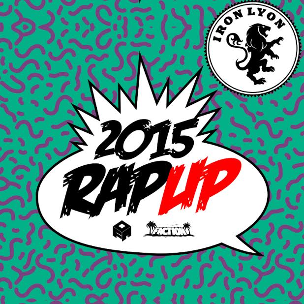 2015 rap up cover